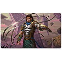 BakedBanana - Gideon, ALLY of ZENDIKAR - Board Game MTG Playmat Table Mat Games Size 60X35 cm Mousepad Play Mat for Yugioh Pokemon Magic The Gathering