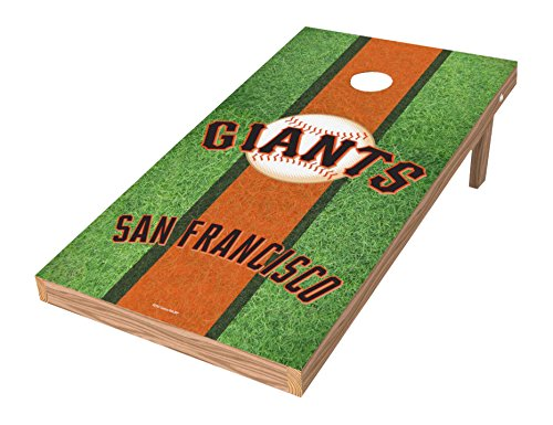 (MLB San Francisco Giants Field XL Shield Tailgate Toss Game, 24