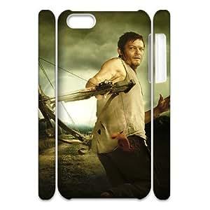 Newest Diy The Walking Dead phone iphone 6 5.5 plus iphone 6 5.5 plus 3D Cover Case