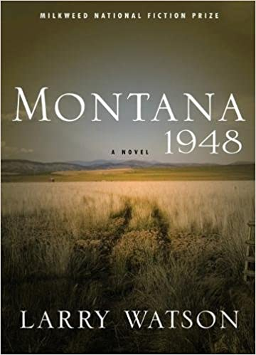 montana a novel larry watson com books