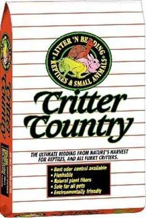 51PL25r1IQL - Mountain Meadows Pet Prod SMM50020 Critter Country Small Animal and Reptile Bedding/Litter, 20-Pound