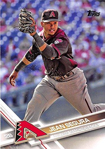 Baseball MLB 2017 Topps #123 Jean Segura NM-MT ()