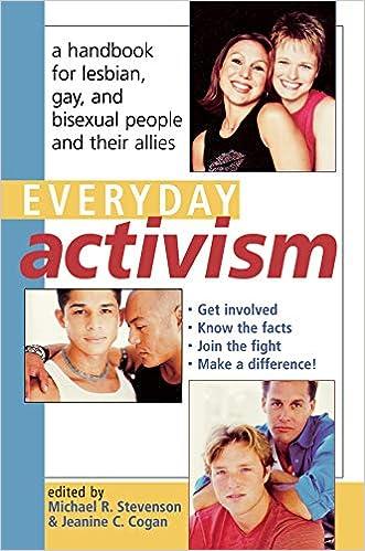 Activism allies bisexual everyday gay handbook lesbian people their galleries