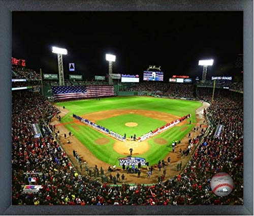 Fenway Park Boston Red Sox 2018 World Series Photo (Size: 17