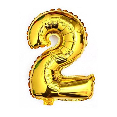 C Spin Balloon Birthday Anniversary Decorations product image