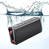Sonas Sounds Summit Portable Outdoor Wireless IPX7 Waterproof Bluetooth Speaker