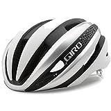 Cheap Giro Synthe Helmet Matte White/Silver, S
