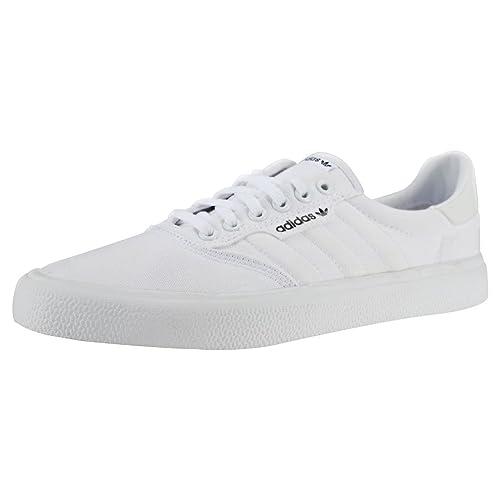 best sneakers d2b10 babd9 Adidas 3Mc, Scarpe da Skateboard Uomo, Bianco FtwwhtGold Mt, 36 EU