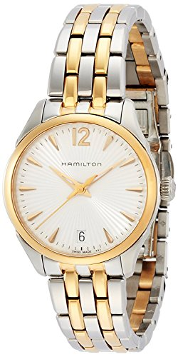HAMILTON watch Jazzmaster Lady 30mm H42221155 Ladies