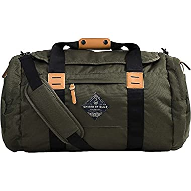 United By Blue 55L Arc Duffle Olive One Size