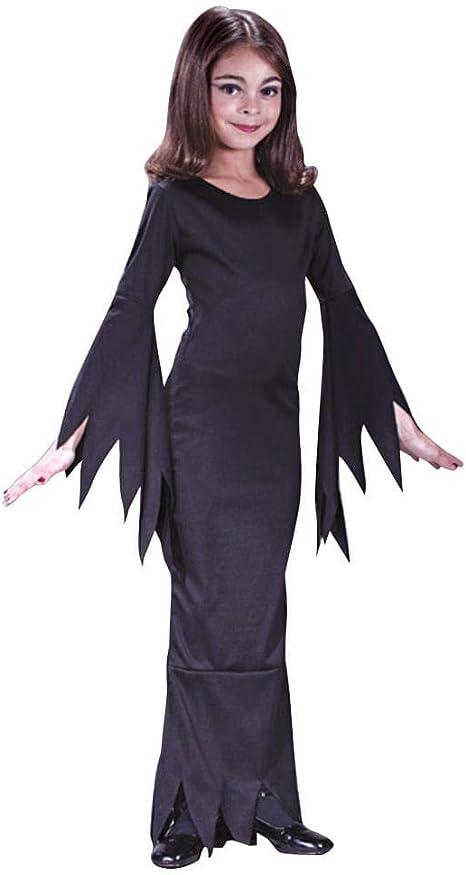 Madame Child Costume Morticia L: Amazon.es: Juguetes y juegos