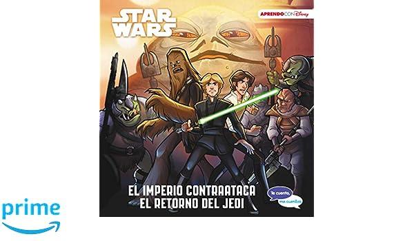 Star Wars. El imperio contraataca | El retorno del Jedi Te ...