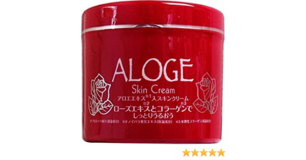 Japan Rose Extract & Hyaluronic Acid Soothing Collagen Cream
