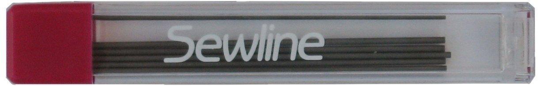 Sewline 6 Minas para Tela (1 Tubo) 0.9mm Negra