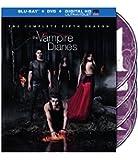 The Vampire Diaries: Season 5 (Blu-ray + DVD + Digital HD)