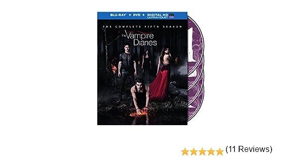 Vampire Diaries: The Complete Fifth Season Edizione: Stati ...