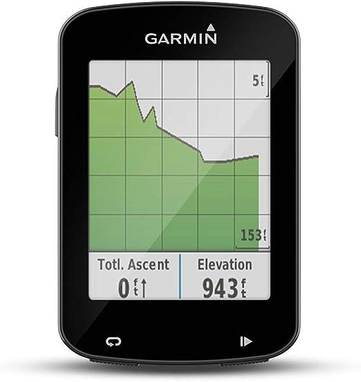 Garmin Edge 820 Bundle - Ordenador para Bicicletas, Resolución de ...