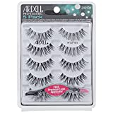 Ardell Black Wispies Eyelashes, 5 Pack
