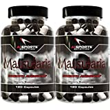Massularia Twin Pack 2 120 Count Bottles by AI Sports Nutrition. Gain Strength and Set New Personal Records In the Gym