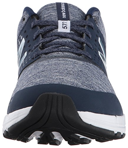 New Balance Womens 577v4 Cross-trainer-shoes Pigment / White