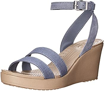 crocs Leigh Wedge Women's Sandal