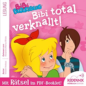 Bibi total verknallt! (Bibi Blocksberg) Hörbuch