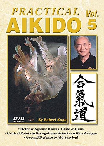 Practical Aikido #3 nerve pressure, breaking chokes, headlocks DVD