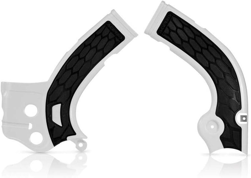 Acerbis 2374261035 Black Frame Guards
