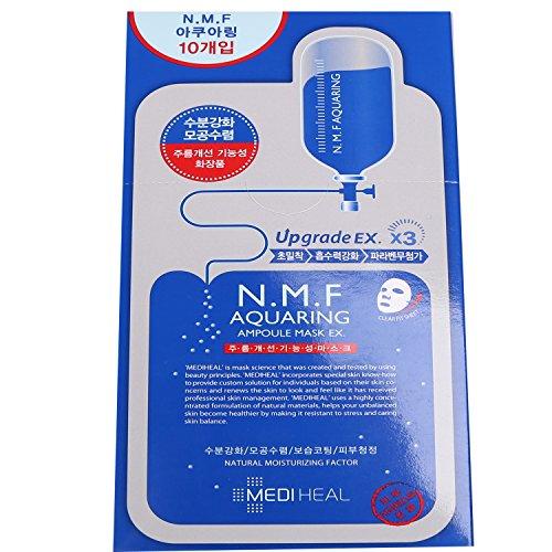 N M F Mediheal Aquaring Ampoule Essential
