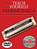 Teach Yourself Harmonica, , 0825634431