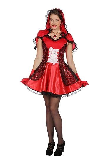 Wilbers Rotkappchen Kostum Damenkostum Rot Marchen Marchenkostum