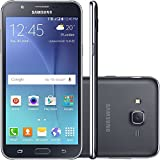 Samsung - Smartphone Galaxy J7 Duos J700M, Tela 5.5'', 16GB, Preto