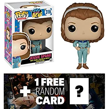 Amazon Com Jessie Spano Funko Pop X Saved By The Bell