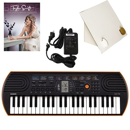 Casio Keyboard Adapter Beginning Songbook