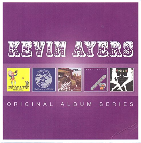 CD : Kevin Ayers - Original Album Series (Holland - Import, 5 Disc)