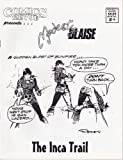 Comics Revue Presents- Modesty Blaise #10- The Inca Trail