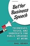 Better Business Speech Tricks
