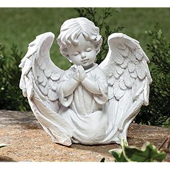 Fox Valley Traders Cherub Garden Statue