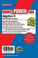 Algebra II Power Pack (Barron's Regents NY)