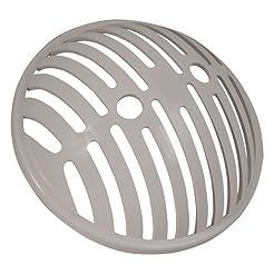 ZURN Floor Sink Dome Strainer Anti-Splas...