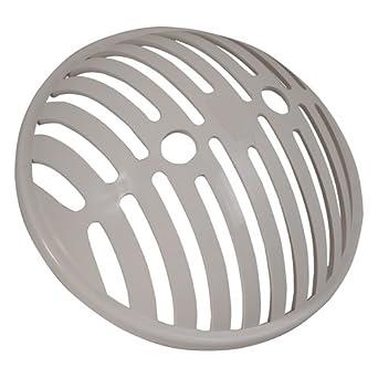 ZURN Floor Sink Dome Strainer Anti Splash P1900SEMI DOME