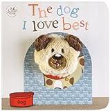 Best Parragon Books Books For Children - The Dog I Love Best Finger Puppet Book Review