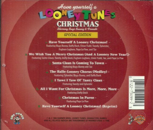 Looney Tunes Christmas - Have Yourself a Looney Tunes Christmas: Starring Bugs Bunny & Friends (Special Edition)