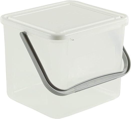 Rotho - Contenedor de detergente (5 L, Polipropileno): Amazon.es ...