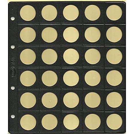 Funda 30 Monedas 25 MM Diámetro 753 Pardo Pte 10-Unidades: Amazon.es: Bricolaje y herramientas