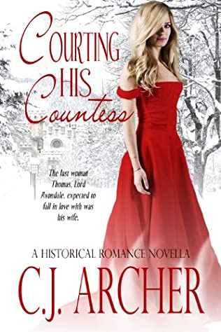 book cover of Courting His Countess