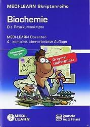 MEDI-LEARN: Biochemie 1-7 - Die Physikumsskripte