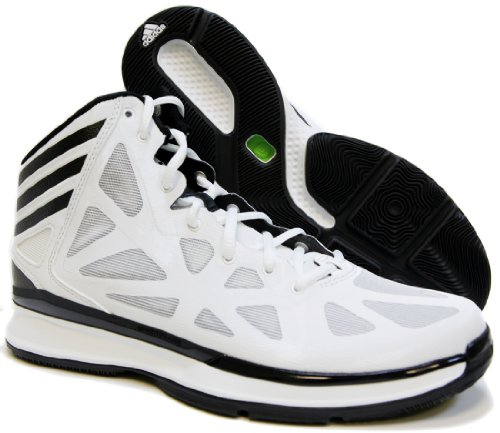 Adidas Crazy Shadow 2.0 Mens Basketball Shoe 10 White Black - Buy Online in  Oman.  59325af0e8