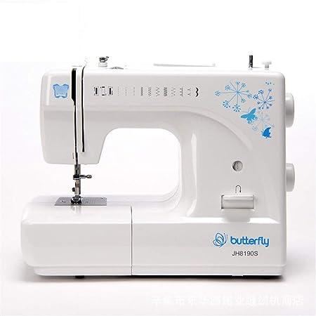 Mini máquina de coser portátil Máquina de coser del hogar de ...