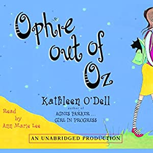 Ophie Out of Oz Audiobook